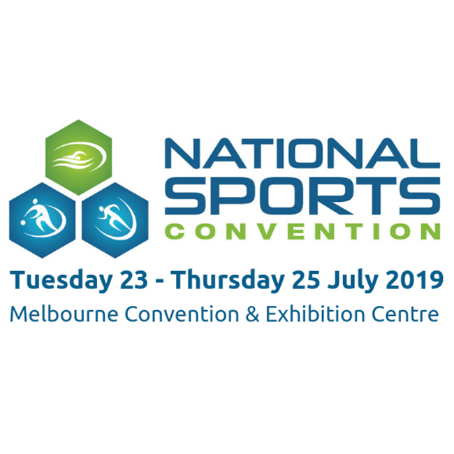 2019 NSC National Sports Convention - time and place