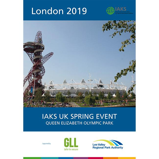 2019 IAKS UK spring event - 650 x 650