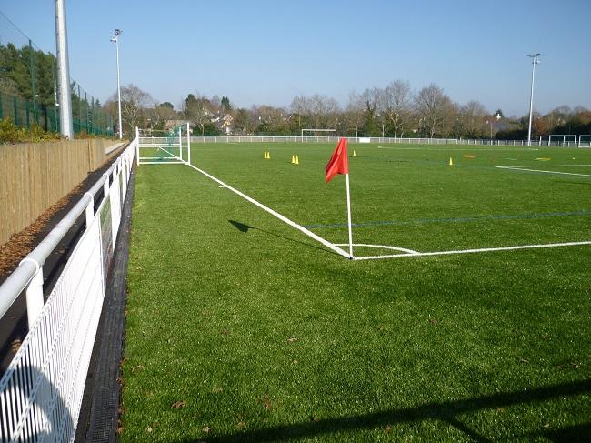 Hauraton_ drainage on artificial turf pitch_a 650