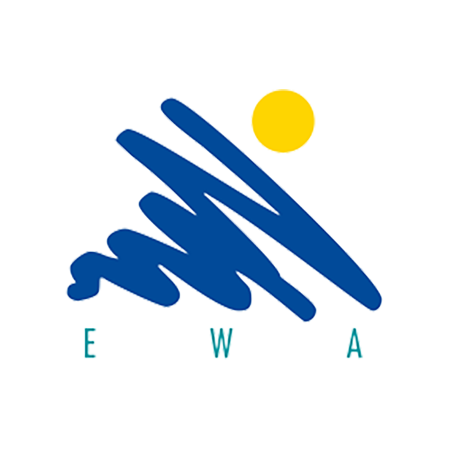 EWA European Waterpark Association logo