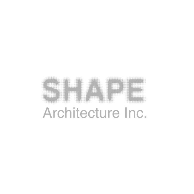 Logo SHAPE Architecture 3291