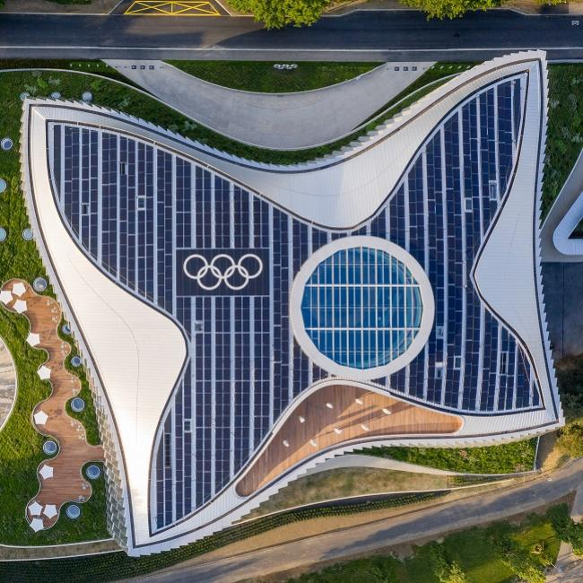 IOC Olympic House _Adam Mork