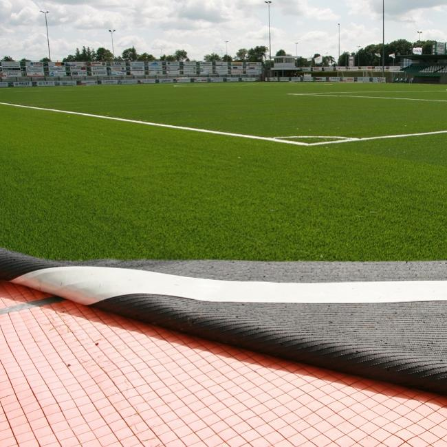 sb 2 2020 artificial turf carpet at Genemuiden_SEKISUI ALVEO